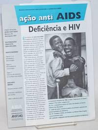 Acao Anti AIDS: boletim internacional sobre prevencao e assistencia a AIDS; #36, Abril-Junho 1997: Deficiencia e HIV