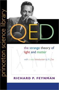 image of QED: The Strange Theory of Light and Matter (Princeton Science Library)