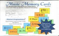 Music Memory Cards Over 500 Flashcards to Help Improve Your Musical Memory by  Mark Nelson - 2005 - from Barner Books and Biblio.co.uk