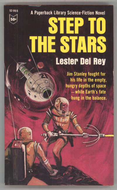 New York: Paperback Library, 1966. Small octavo, pictorial wrappers. First paperback edition. Paperb...
