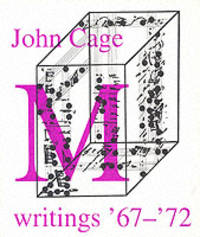 M by John Cage - Paperback - from Ria Christie Collections and Biblio.com