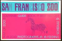 image of San Francisco Zoo: souvenir guide book, brief history, map of zoo, zoo photographs, feeding schedule