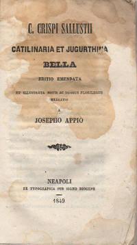 C. Crispi Sallustii Catilinaria et Jugurthina Bella