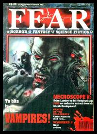 image of FEAR - Fantasy, Horror and Science Fiction - Issue 32 - August 1991