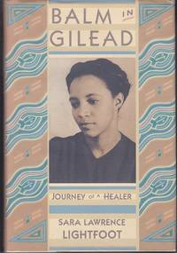 image of Balm in Gilead.  Journey of a Healer  [Radcliffe Biography Series]
