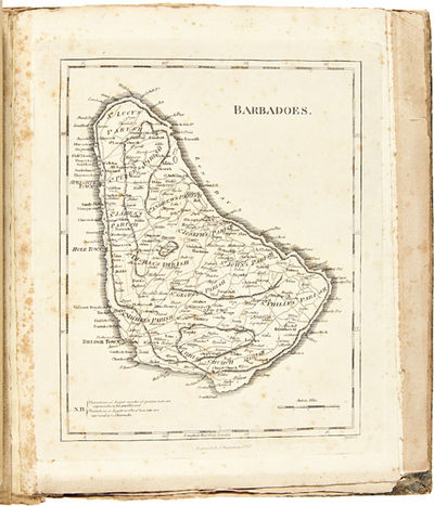 ABAA | A NEW ATLAS OF THE BRITISH WEST INDIES, WITH A WHOLE SHEET ...
