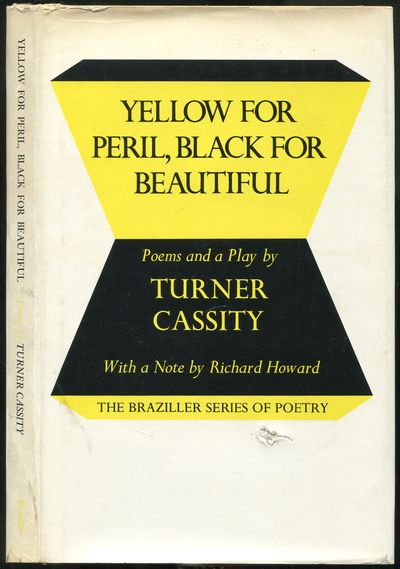 New York: George Braziller, 1975. Hardcover. Very Good/Very Good. First edition. Smudge on front end...
