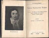 image of Three Narrative Poems (*The Academy Classics)