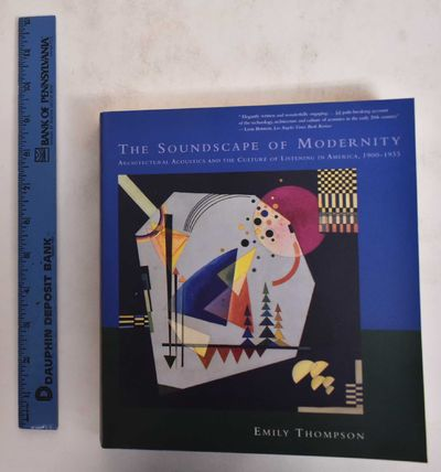 Cambridge, MA: MIT, 2004. Softcover. VG. Blue and green wraps with color illustration on front, gray...