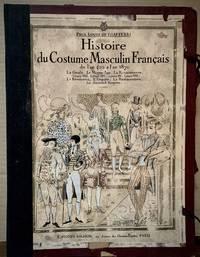 Histoire du Costume Masculin Francais