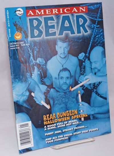 Louisville: Amabear Publishing, 1997. Magazine. 56p. including covers, 8.5x11 inches, explicit b&w p...
