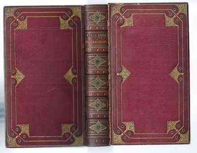 Paris: Alphonse Lemerre, 1879. First Edition. Hardcover. Front cover neatly detached; otherwise, min...