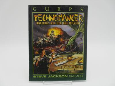 No place.: Steve Jackson Games., 1998. 1st Edition.. Pictorial wraps. . Very good plus. . 27.7x21.2 ...