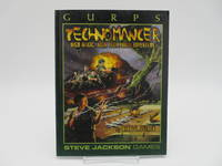 Gurps Technomancer High Magic, High Tech, High Adventure.