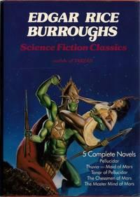 image of Edgar Rice Burroughs / Science Fiction Classics