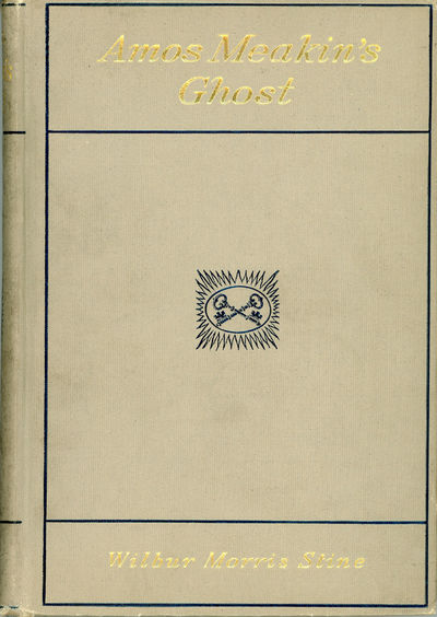 Philadelphia: The Acorn Press, 1924. Octavo, pp. v-vi 7-327 , original decorated gray cloth, front a...