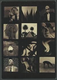 JENNY LYNN POSTCARD OF TWELVE STILLS FROM LITTLE RITUALS 1995 BLACK AND  WHITE PHOTOGRAPHS