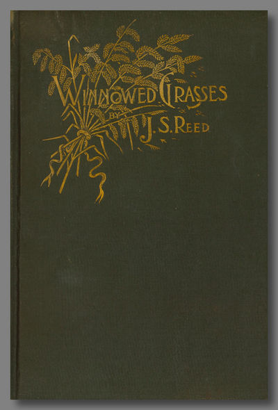 Indianapolis: The Hollenbeck Press, 1892. Small octavo. Gilt decorated olive cloth. Portrait. Owners...