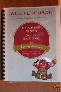 HITCHING RIDES WITH BUDDHA Uncorrected Proof
