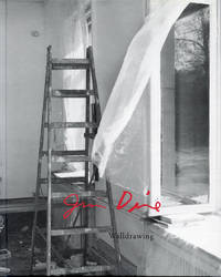 Walldrawing by  Jim Dine  - First printing  - 1994  - from Passages Bookshop (SKU: 3769)