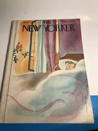 NEW YORKER MAGAZINE APRIL 7, 1934