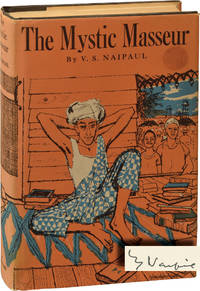 image of The Mystic Masseur (Signed First Edition)