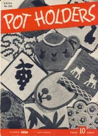Pot Holders Book 222