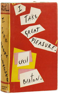 image of I Take Great Pleasure... [Review Copy]