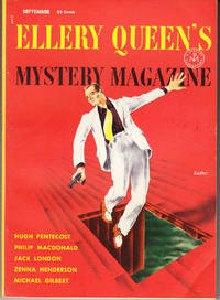 Ellery Queen's Mystery Magazine September 1954, Vol 24 No 130