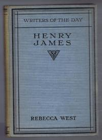 Writers of the Day: Henry James