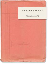 image of Horizons [Schallmauer] (Original screenplay for an unproduced film)