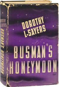 image of Busman's Honeymoon (First Edition)