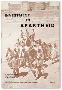 Investment in Apartheid. List of companies with investment and interests in South Africa