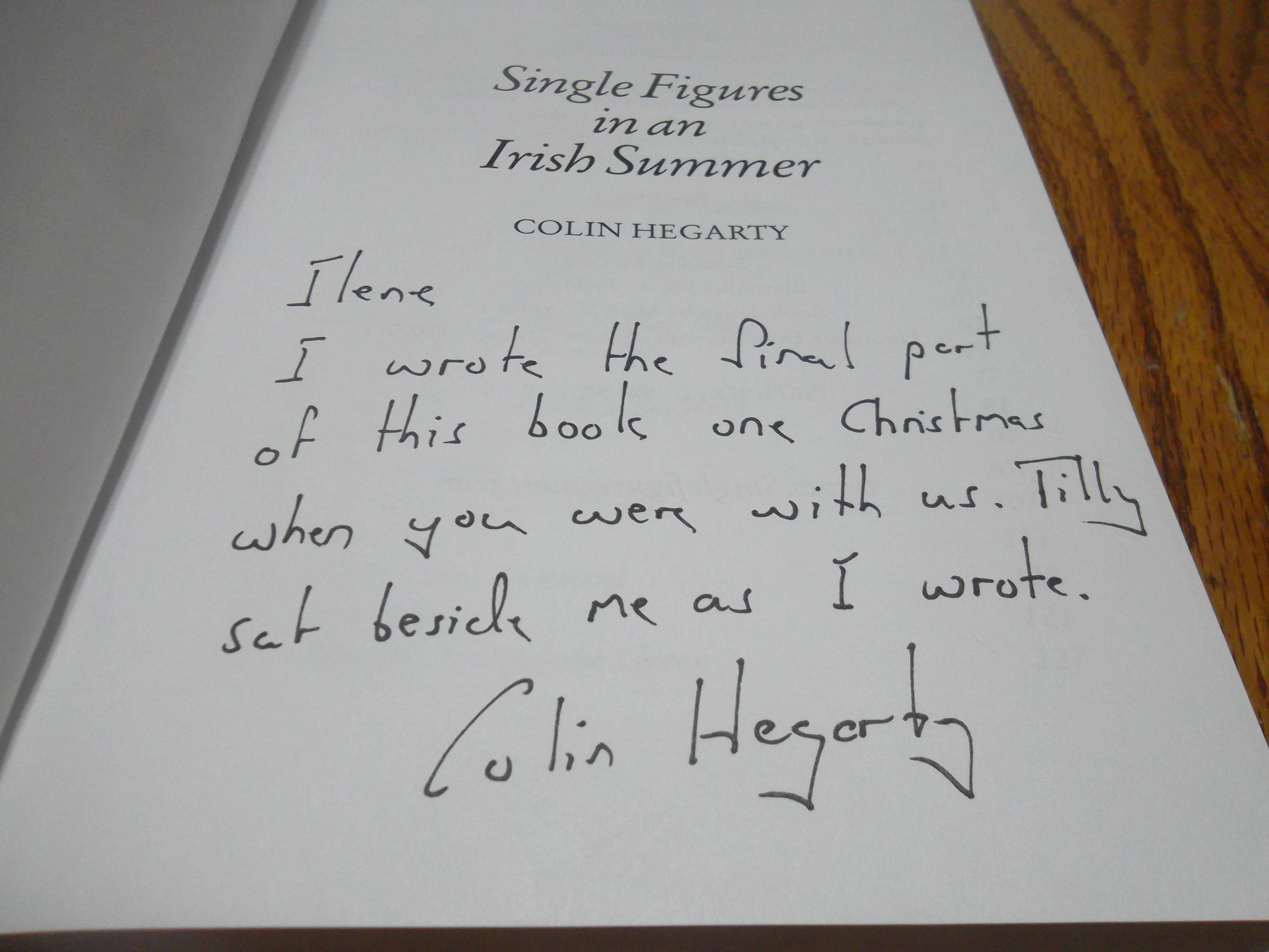 Single Figures in an Irish Summer