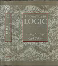 image of Introduction to Logic (Eighth Edition)