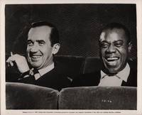 image of Satchmo the Great (Original photograph of Louis Armstrong and Edward R. Murrow from the 1957 film)