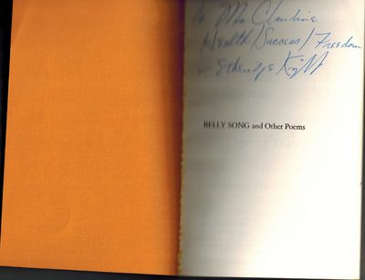 Detroit, Michigan: Broadside Press, 1973. SIGNED AND INSCRIBED BY AUTHOR on half-title page -