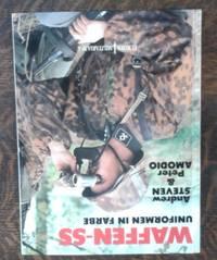 image of Uniformen der Waffen-SS in Farbe   (German Edition)