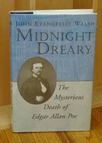 image of Midnight Dreary. Mysterious Death of Edgar Allan Poe.