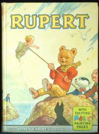 Rupert Annual 1962