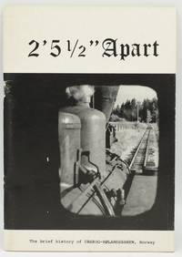[RAILROADS] 2'5 1/2 APART: THE BRIEF HISTORY OF URSKOG-HOLANDBANEN, NORWAY