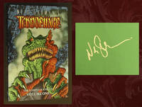Neil Gaiman's Teknophage (Hardcover, SIGNED by Neil)