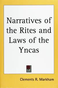 image of Narratives of the Rites and Laws of the Yncas