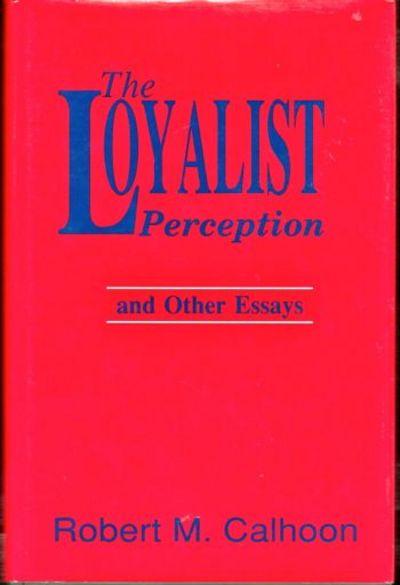Columbia: University of South Carolina, 1989. Hardcover. Very Good. xix, 227pp+ index. Very good har...