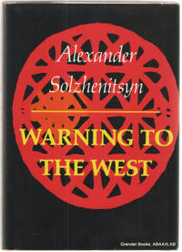 image of Warning to the West.