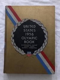 United States 1956 Olympic Book