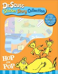 image of Dr Seuss Sticker Story Collection: Hop on Pop