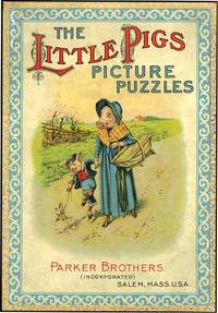 LITTLE PIGS PICTURE PUZZLES