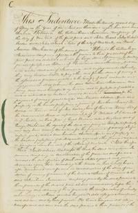 """Document, signed (""""John Jacob Astor"""")"""