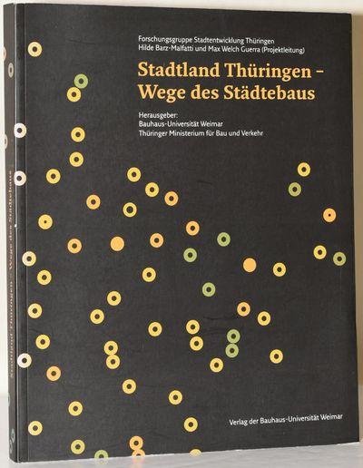 Verlag der Bauhaus-Universitat Weimar, 2007. Soft Cover. Near Fine binding. Near Fine binding.